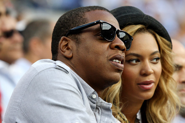 Blue Ivy Carter is part of the illuminati, says twitter