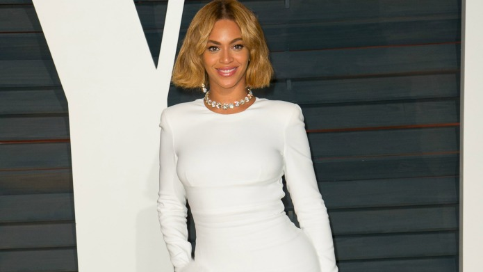 Beyoncé shows her love and support