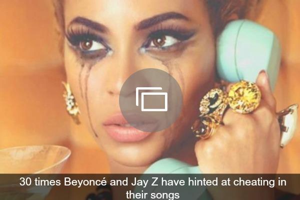 Beyonce & Jay Z slideshow