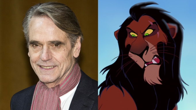 Famous actors who lent their voices to animated films