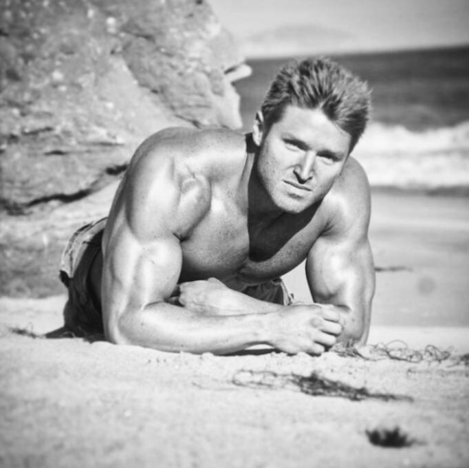 Hot photos of the men Rachel Lindsay let go: Blake Elarbee