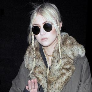 Taylor Momsen talks tampon strings &