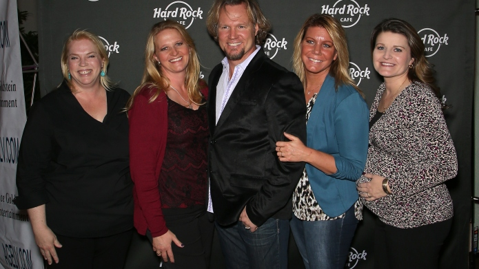 Sister Wives star reveals baby's gender