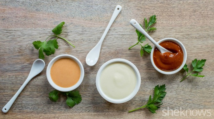 3 Savory sauces to put leftover