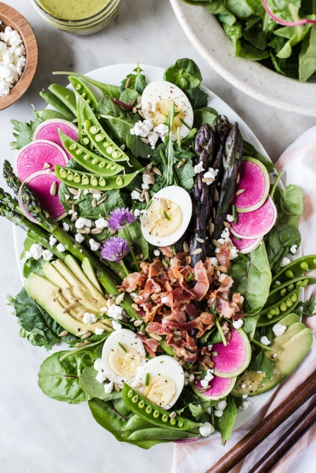 Springtime Cobb Salad