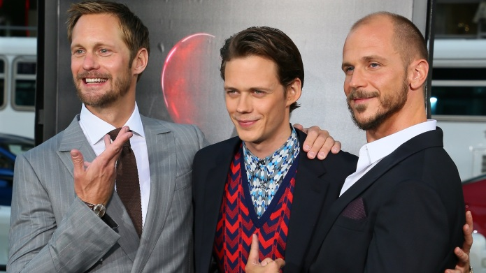 Alexander Skarsgård Hilariously Supported His Baby