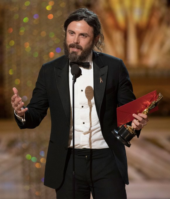 Casey Affleck Oscars 2017