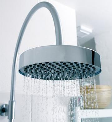 Choosing the right shower head
