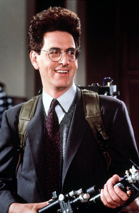 The late Harold Ramis from the original Ghostbusters
