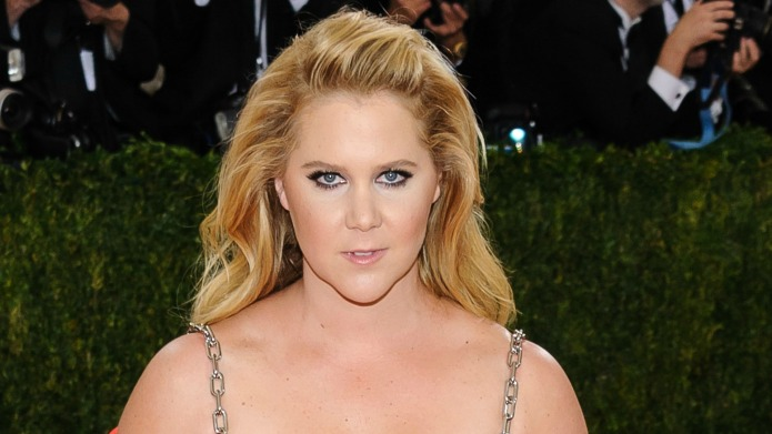 Amy Schumer is an American treasure