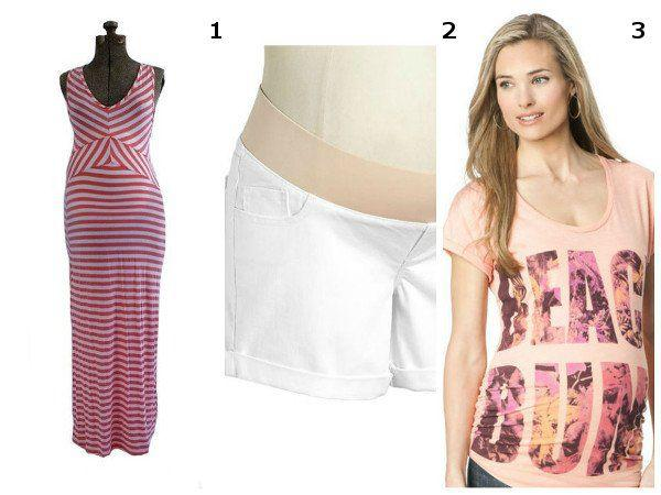 Summer maternity must-haves