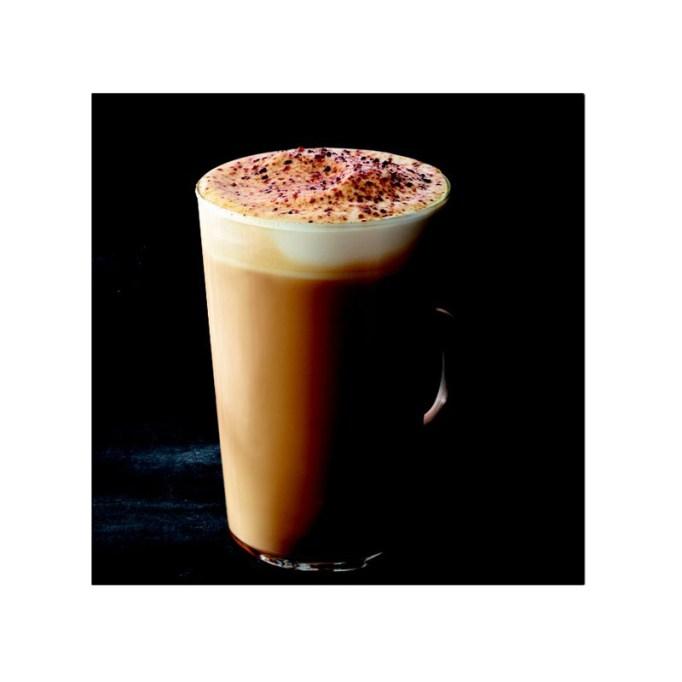 Butterscotch Brûlée Latte Starbucks