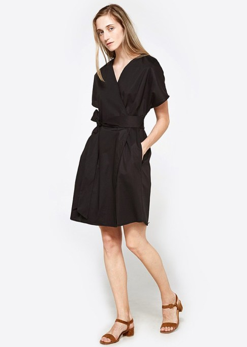 Black Summer Dresses To Live In This Season: Just Female Masha Dress | Summer Style 2017