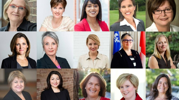 Meet the 15 women appointed to