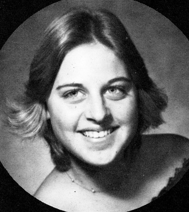 Ellen DeGeneres Yearbook Photo