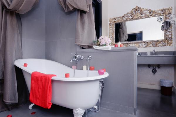 Bathroom makeovers: Create a spa sanctuary
