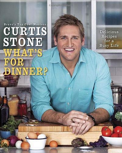 Celeb cookbooks for your favorite chef