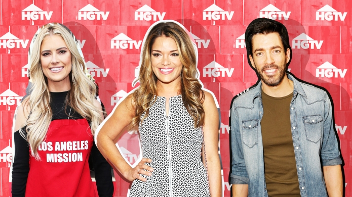 Everyone's favorite HGTV stars — then
