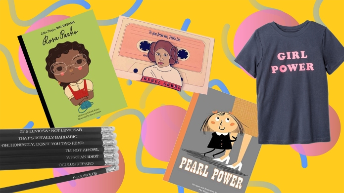Feminist Gifts for Kids | Girl