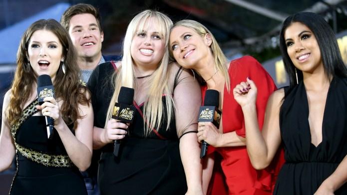 MTV Movie Awards 2016 winners: 10