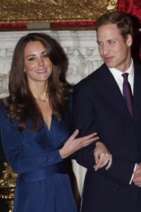 Prince William and Kate to wed