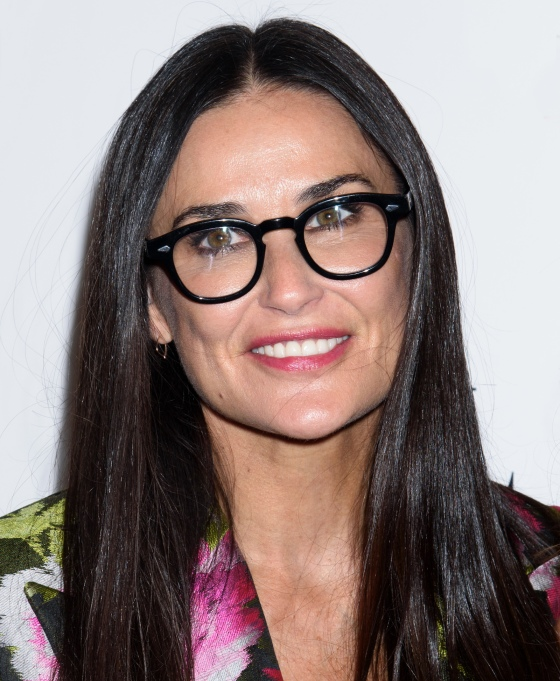 15 Celebrities who Overcame Poverty: Demi Moore