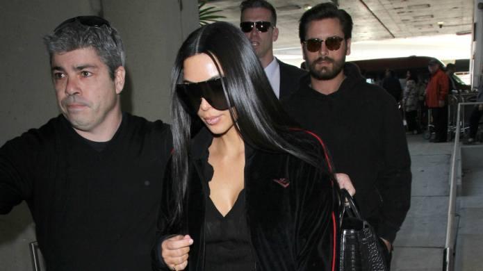 Kim Kardashian West isn't taking chances