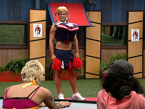 Big Brother 11 is new tonight on CBS