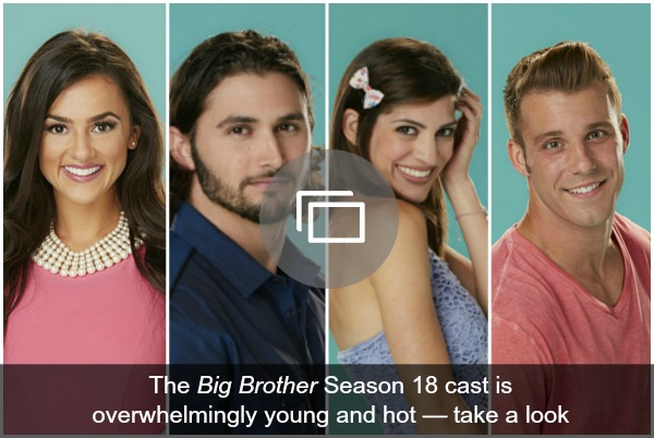 Big Brother season 18 slideshow