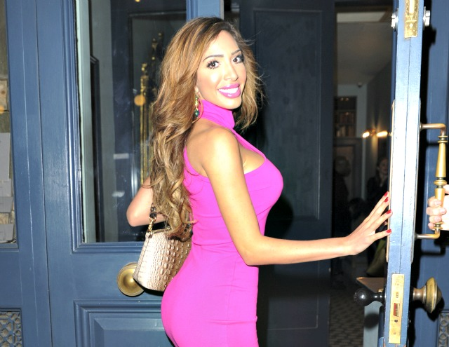 Celebrity Big Brother's Farrah Abraham