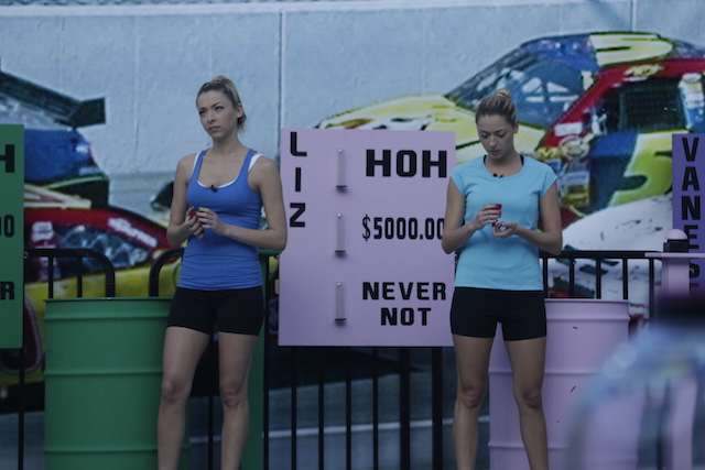 Who won the HOH competition on Big Brother