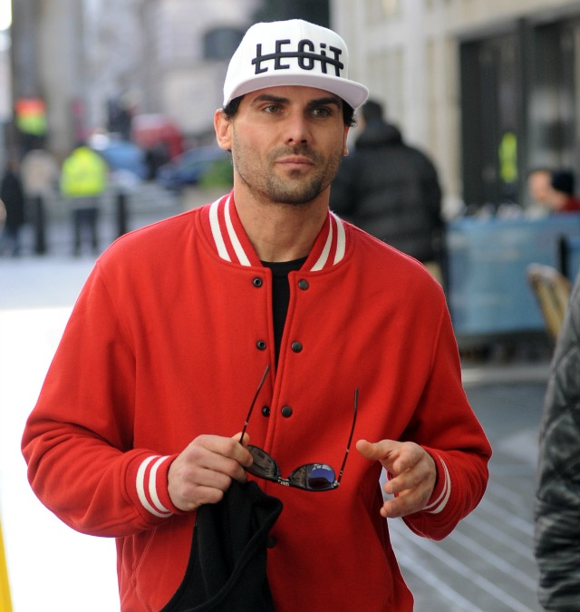 Celebrity Big Brother's Jeremy Jackson