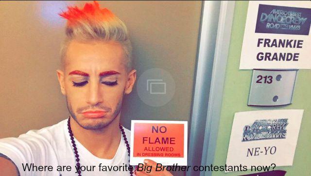 Big Brother slide show