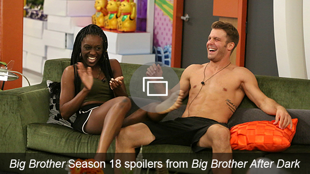 Big Brother After Dark spoilers