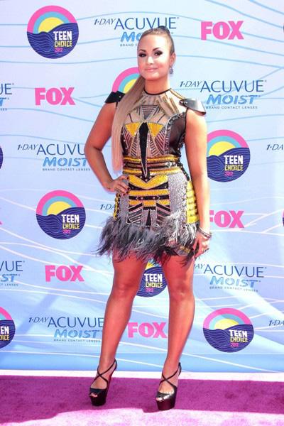 Demi Lovato: Risk Taker