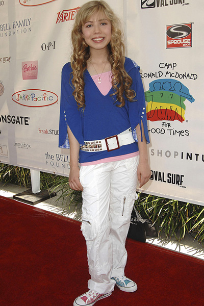 Jennette McCurdy: Casual-cool