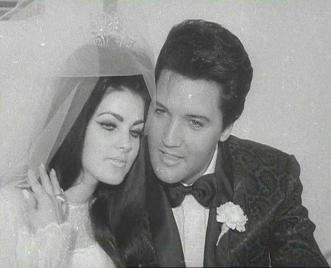 These famous women dated Elvis: Priscilla Presley