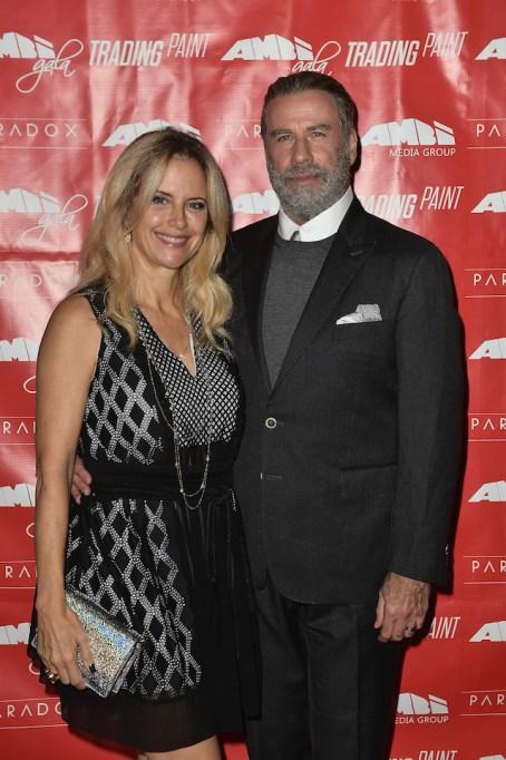 Celebs who live off the grid: John Travolta