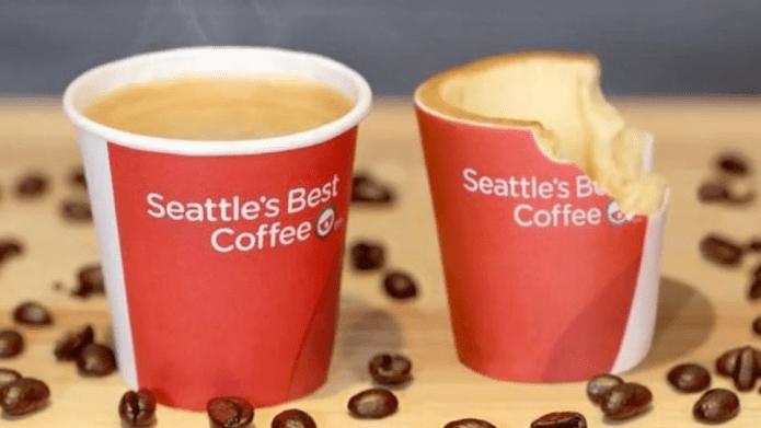 KFC's edible coffee cups are a