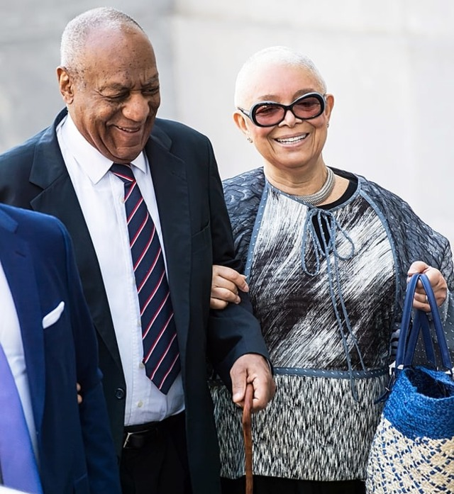 Bill & Camille Cosby