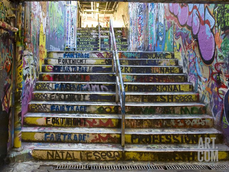 Graffiti photo by Bill Hatcher