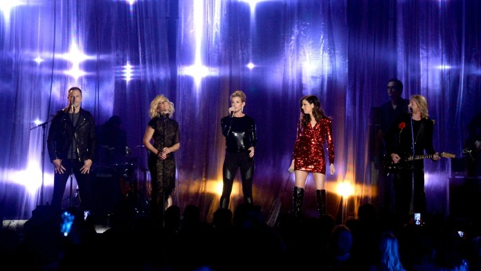 Little Big Town makes a powerful