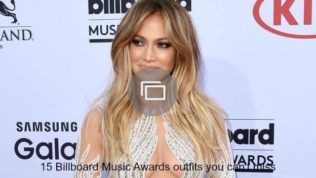 Billboard Music Awards slideshow