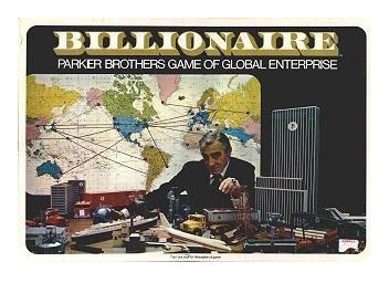 Billionaire board game