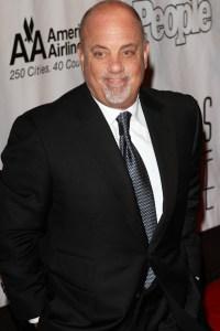 Billy Joel joins Glee