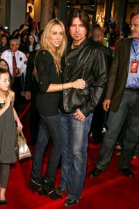 Billy Ray Cyrus and wife Tish are divorcing
