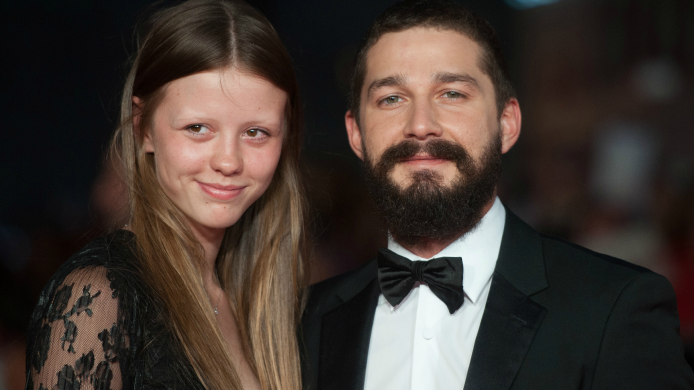 Shia LaBeouf caught making inappropriate comments