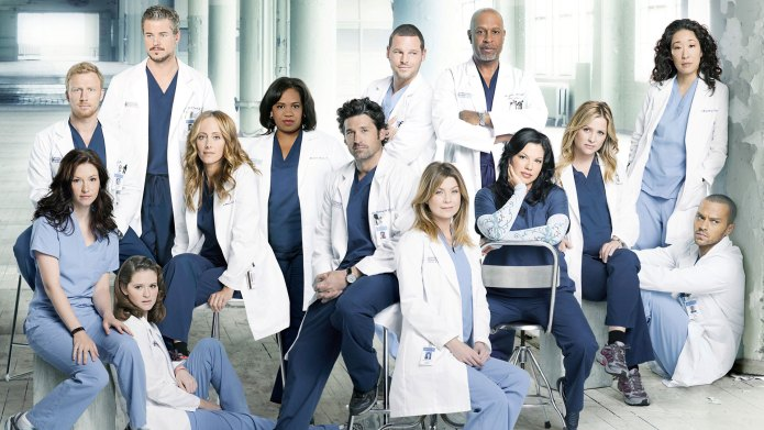 A Collection of the Best 'Grey's