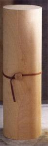 Birch Wine Cylinder - $12