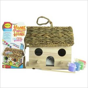 Home Sweet Home Birdhouse Kit